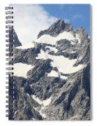 Grand Tetons, Wyoming Spiral Notebook