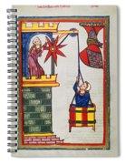 Heidelberg Lieder, 14th C Spiral Notebook