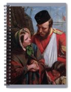 Home Again Henry Nelson Oneil Spiral Notebook