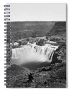 Idaho: Snake River Canyon Spiral Notebook