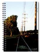 In Line Spiral Notebook