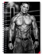 John Cena Wrestling Collection Spiral Notebook