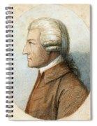 John Howard, C1726-1790 Spiral Notebook