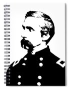 Joshua Lawrence Chamberlain Graphic Spiral Notebook