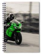 Kawasaki Ninja Spiral Notebook