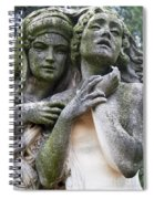 Kerepesi Cemetery, Budapest Spiral Notebook