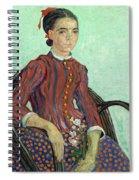 La Mousme Spiral Notebook