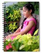 Lana Spiral Notebook