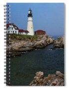 Lighthouse - Portland Head Maine Spiral Notebook