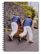 Madeira Spiral Notebook