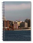 Madison Wisconsin Spiral Notebook