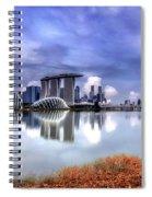 Marina Bay Spiral Notebook