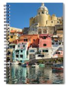 Marina Corricella Spiral Notebook