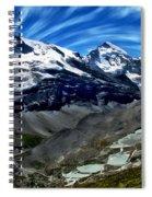 Matterhorn Panorama Spiral Notebook