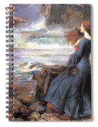 Miranda - The Tempest Spiral Notebook