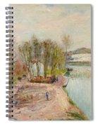 Moret-sur-loing Spiral Notebook