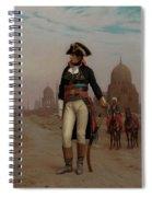 Napoleon In Egypt Spiral Notebook