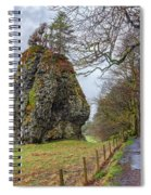 Oban - Scotland Spiral Notebook