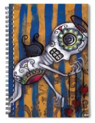 3 Of A Kind Spiral Notebook