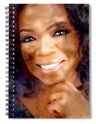 Oprah Spiral Notebook