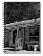 O'rourke's Diner Spiral Notebook