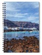 Orzola - Lanzarote Spiral Notebook