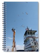 Outer Banks Nc Spiral Notebook