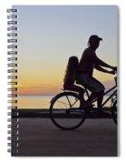 Paqueta Island, Brazil Spiral Notebook