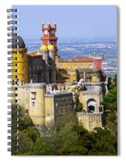 Pena Palace Spiral Notebook