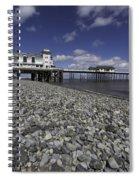 Penarth Pier 2 Spiral Notebook