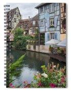 Petite Venise Colmar Spiral Notebook