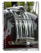 Pontiac Chief Spiral Notebook