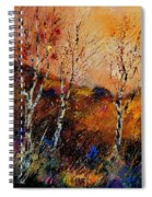 3 Poplars Spiral Notebook
