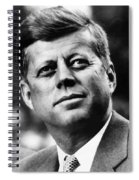 President Kennedy Spiral Notebook