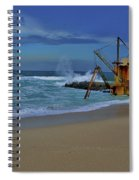 3- Pump House Spiral Notebook