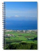 Ribeira Grande - Azores Spiral Notebook
