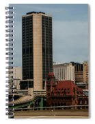 Richmond Virginia Architecture Spiral Notebook