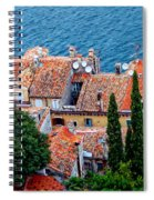 Rovinj - Croatia Spiral Notebook