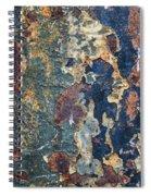 Rust Closeup  Spiral Notebook