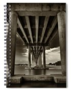 San Marco Bridge Spiral Notebook