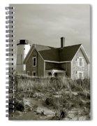 Sandy Neck Lighthouse Spiral Notebook