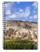 Selime - Turkey Spiral Notebook