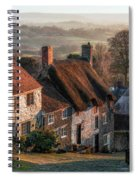 Shaftesbury - England Spiral Notebook