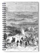 Siege Of Paris, 1870 Spiral Notebook