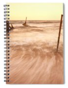 S.s Dicky Shipwreck Spiral Notebook