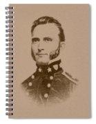 Stonewall Jackson - Four Spiral Notebook