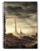 Sword Art Online II Spiral Notebook