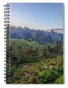 Tegalalang - Bali Spiral Notebook