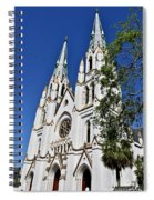 The Cathedral Of St. John The Baptist Spiral Notebook