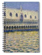The Doges Palace Spiral Notebook